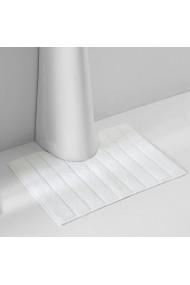 Covor lavoar La Redoute Interieurs DLG003 60x100 cm alb