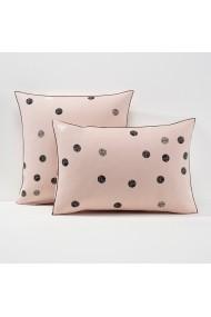 Fata de perna La Redoute Interieurs GBX245 63x63 cm roz