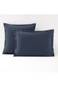 Fata de perna La Redoute Interieurs GCH045 63x63 cm bleumarin
