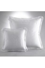Fata de perna La Redoute Interieurs GCJ520 40x40 cm alb