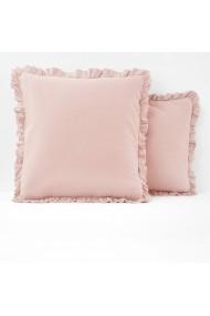 Fata de perna La Redoute Interieurs GDN489 63x63 cm roz