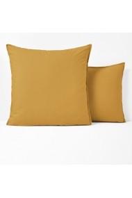 Fata de perna La Redoute Interieurs GEH823 63x63 cm mustar