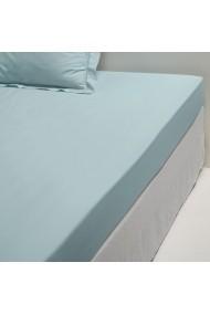 Cearsaf La Redoute Interieurs AHF213 180x200 cm albastru