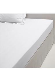 Cearsaf La Redoute Interieurs AHF213 160x200 cm alb