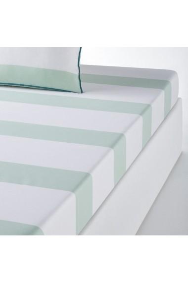 Cearsaf La Redoute Interieurs AKV609 90x190 cm verde