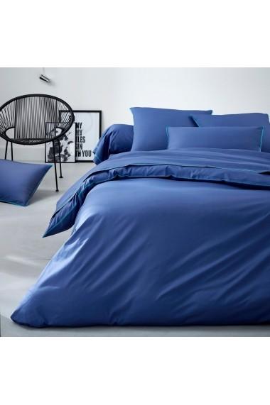 Cearsaf La Redoute Interieurs CGO427 140x190 cm albastru