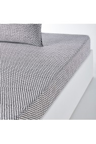 Cearsaf La Redoute Interieurs CGO427 160x200 cm alb