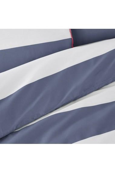 Husa de pilota La Redoute Interieurs DBV508 200x200 cm albastru