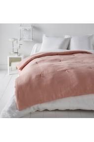 Cuvertura La Redoute Interieurs GAV471 150x150 cm roz