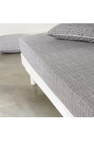 Cearsaf La Redoute Interieurs GBK594 140x190 cm alb