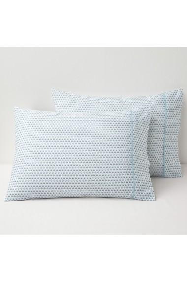 Fata de perna La Redoute Interieurs GBQ459 50x70 cm albastru - els