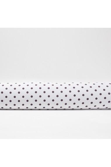 Fata de perna La Redoute Interieurs GBW045 63x63 cm alb