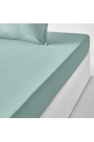 Cearsaf La Redoute Interieurs GCH047 140x190 cm albastru