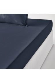 Cearsaf La Redoute Interieurs GCH047 90x190 cm bleumarin