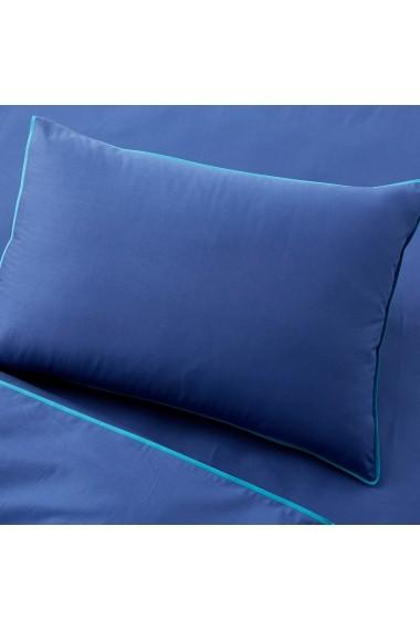 Fata de perna La Redoute Interieurs GCK289 63x63 cm albastru