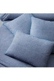 Fata de perna La Redoute Interieurs GCK289 85x185 cm albastru