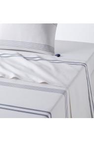 Cearsaf La Redoute Interieurs GDG945 180x290 cm alb