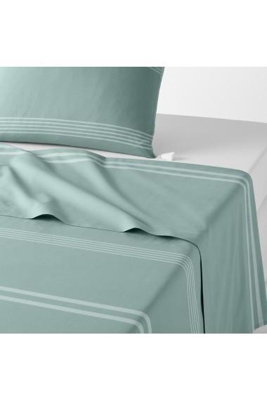 Cearsaf La Redoute Interieurs GDG945 180x290 cm verde