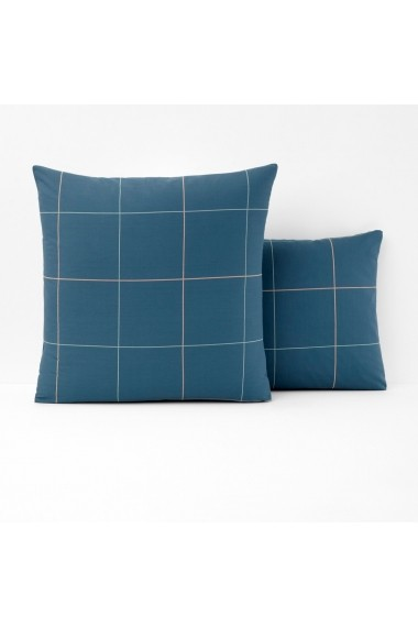 Fata de perna La Redoute Interieurs GDJ244 50x70 cm albastru