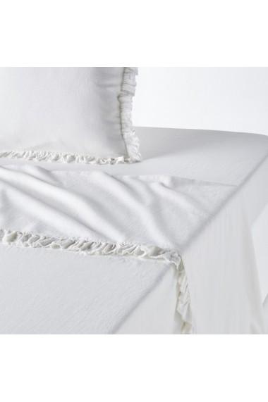 Cearsaf La Redoute Interieurs GDN488 180x290 cm alb