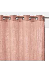 Perdea La Redoute Interieurs GDM436 350x135 cm roz