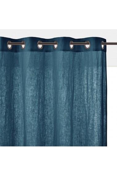 Perdea La Redoute Interieurs GDM436 180x135 cm albastru