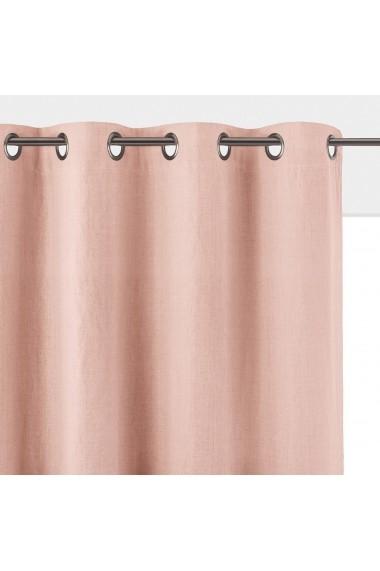 Perdea La Redoute Interieurs GDM448 180x135 cm roz