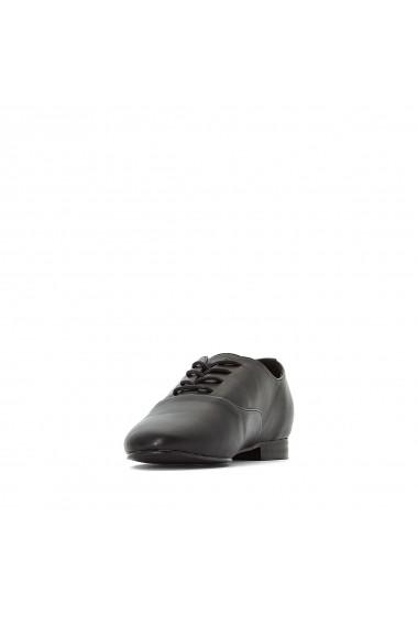 Pantofi derby CASTALUNA GGC205 negru