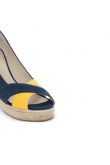 Pantofi cu toc CASTALUNA GEG657 bleumarin