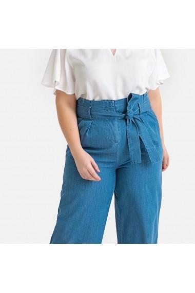 Pantaloni CASTALUNA GFY875 albastru