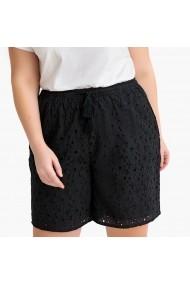 Pantaloni scurti CASTALUNA GFY669 negru