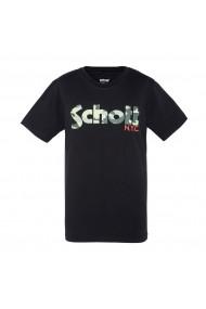 Tricou SCHOTT GHC878 negru