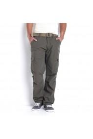 Pantaloni lungi SCHOTT GDS917 kaki
