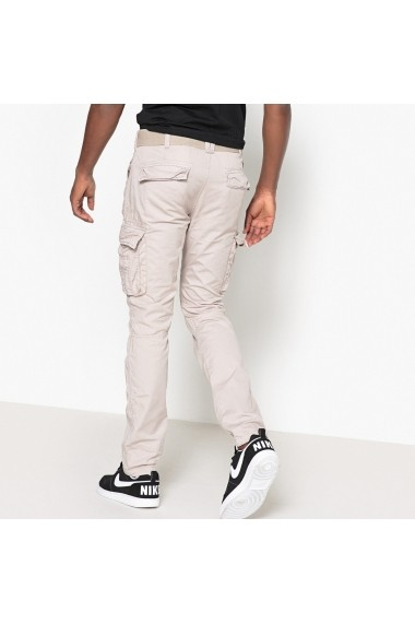 Pantaloni lungi SCHOTT GEL468 bej