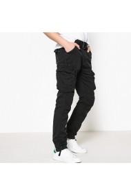 Pantaloni lungi SCHOTT GEL468 negru