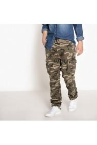 Pantaloni lungi SCHOTT GEL468 kaki