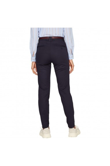 Pantaloni ESPRIT GHA073 bleumarin