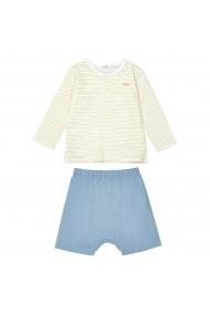 Set bluza si pantaloni La Redoute Collections GDW680 albastru