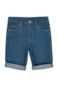Pantaloni scurti La Redoute Collections GDY967 albastru