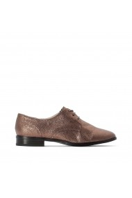 Pantofi La Redoute Collections GGP172 bronz