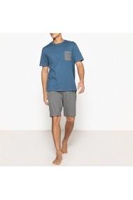 Pijama La Redoute Collections GEI014 albastru
