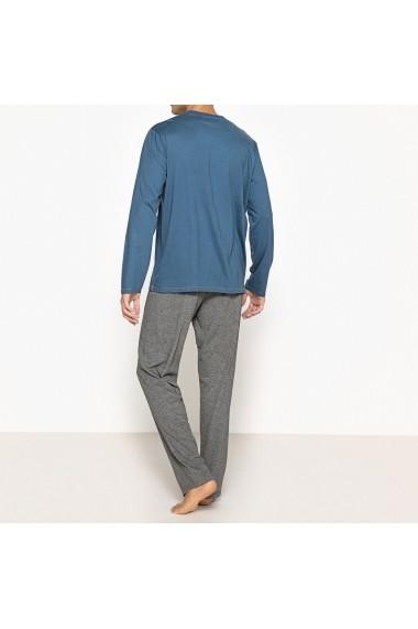 Pijama La Redoute Collections GEI067 albastru - els