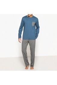 Pijama La Redoute Collections GEI067 albastru