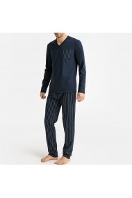 Pijama La Redoute Collections GFU649 albastru