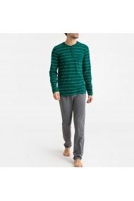Pijama La Redoute Collections GFU650 verde