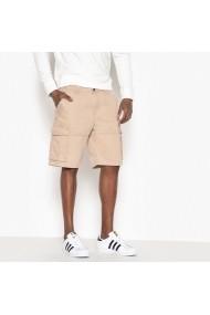Pantaloni scurti La Redoute Collections GDE165 bej