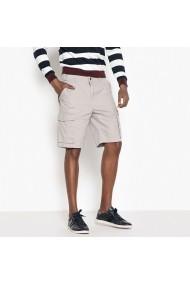 Pantaloni scurti La Redoute Collections GDE165 gri