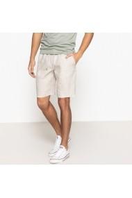 Pantaloni scurti La Redoute Collections GEK256 bej