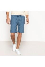 Pantaloni scurti La Redoute Collections GEK256 albastru