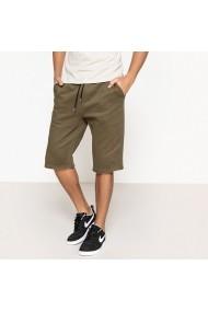 Pantaloni scurti La Redoute Collections GER641 kaki - els